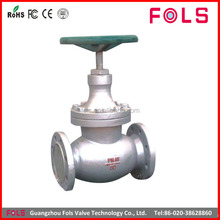 bellow glove valve 2 way control valve