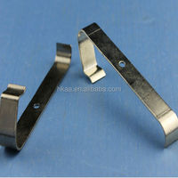 Stainless Steel Spring Clips Spring Steel
