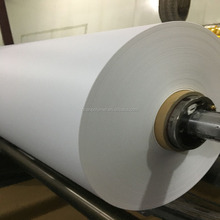 0.3mm White Hard PVC Plastic Sheet Roll for UV Printing