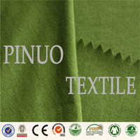 100% cotton polyester spandex knitted jersey fabric for clothing