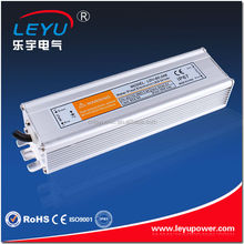 IP67 For outdoor LED lighting LDV-60-5 Over load protection 60W led driver waterproof