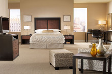 hampton inn hotel bedroom furniture set for sale