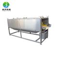 High quality cactus and aloe vera washing machine/aloe processing machine