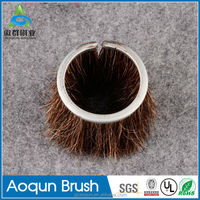 nylon cleaning industrial side roller brush