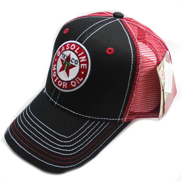 Hot selling custom patch logo short brim custom trucker hat