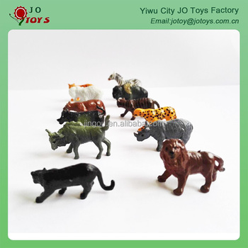 Different colors vending machine capsule toy animal toy