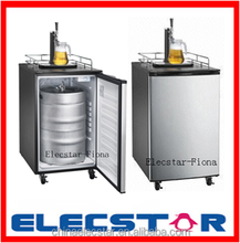 Full-size Kegerator and Beer Dispenser, outdoor/ indoor use beer keg fridge/refrigerator