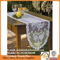 Cheap Lace table runner or Lace Table Topper