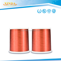 UL Certificated Cu Enamel Wire Varnish Enamelled Copper Wire Winding Wire