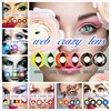 Cat eye infrared colored contact lenses paypal and naruto contacts manufacturer