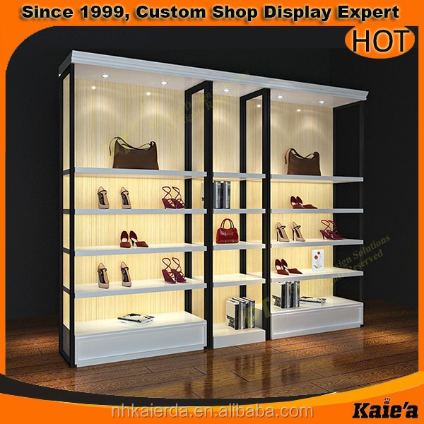 2016 new product island shoes display props