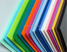 high-elastic thin eva foam sheet ,white eva foam eva 40cm 60cm diameter 5mm 15mm 20mm-60mm thick