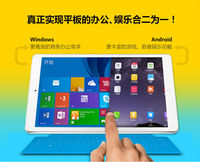 "New Arrival 9.7"" ONDA V919 Tablet Intel Z3736F Quad Core 2048*1536P 3G Phone Call Win 8.1+Android 4.4 Dual OS Tablet PC"