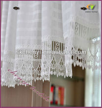 New finish kitchen curtain with fashion style only for you