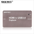 SEETEC No occupy CPU USB3.0 grabber dongle hdmi capture card for laptop