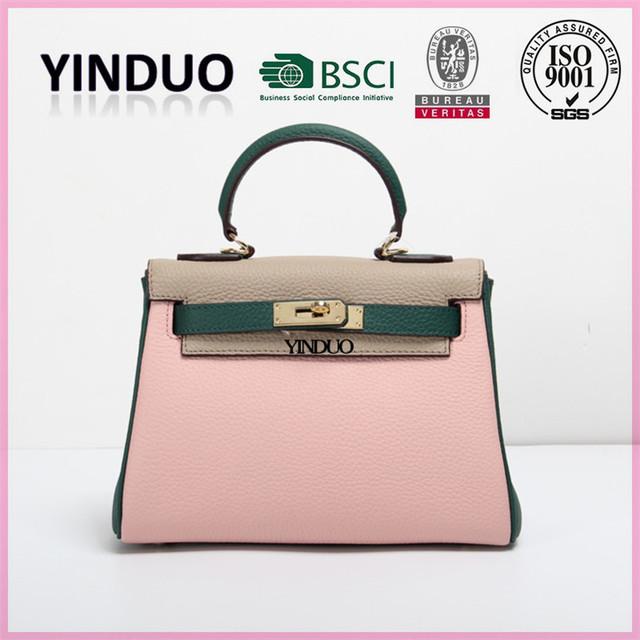 2017 Latest wholesale guangzhou factory directly luxury emblems  distributors famous brands logos lady authentic designer handbag 31142c7ef4