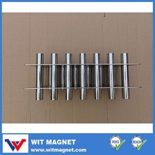 2017 Newest Factory Price Strong Customized Neodymium Magnetic Steel Rod