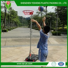 Height Adjustable Basketball Goal Systems
