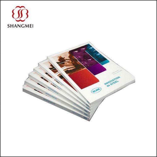 high quality gloss art paper oriflame cosmetics catalogue design