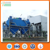 Palm Shell Fuel Biomass Boielr Electrostatic Precipitator