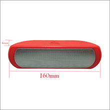 2016 outdoor ABS material cover best radio speaker with USB and fm radio