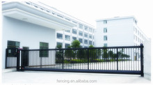 Automatic Iron Swing Gate, design of main gate ( Factory price)