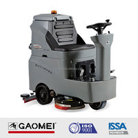 GM-MINI Compact Ride On Auto Industrial Floor Cleaner