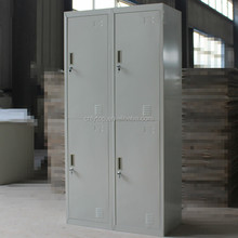 Retail post packing small size steel cabinet clothes locker
