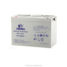 High safety performance rechargeable sunlight Free maintenance battery 12v 100ah sealed lead acid battery