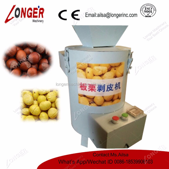 Chestnut Shelling/Peeling Machine