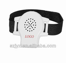 JYX820 remote control slave dog training vibrating shock collar using ultrasonic and audio aommand to stop the bark