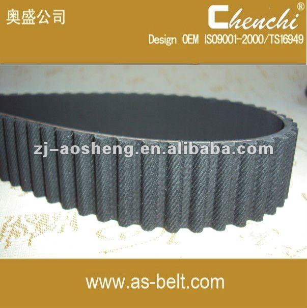 OEM CR Auto spare parts automotive power racing timing belt industrial v belt