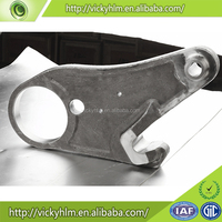 Gold supplier china casting parts according to drawings