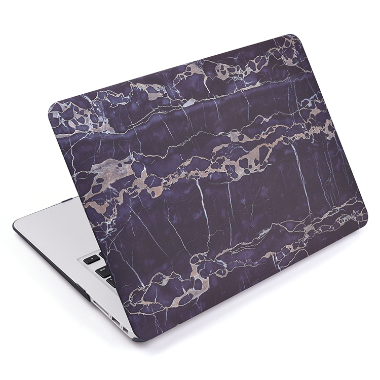 Customized marble hard shell case cover for Macbook Pro 13
