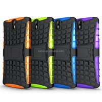 Hybird Kickstand Strong Protective Phone Case Cover For Blackberry Z10