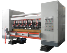 High speed Automatic 3/5/7ply corrugated paperboard production line supplier