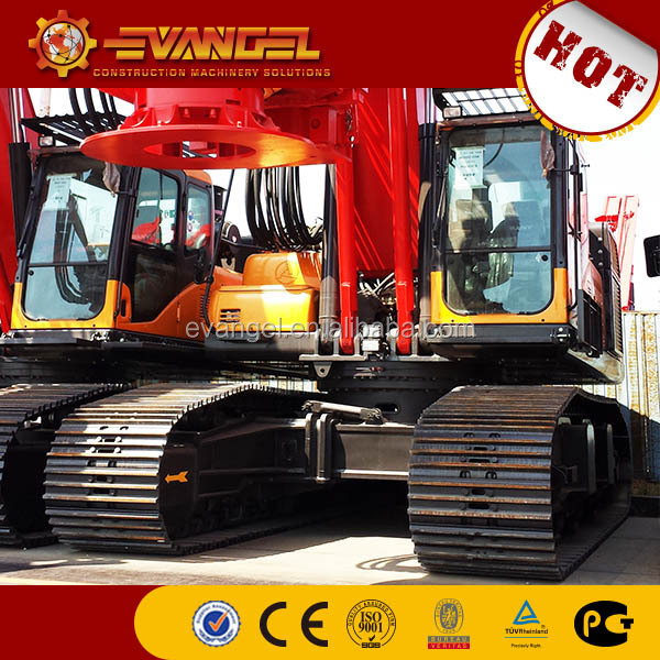 Hot recommend sr280r mobile oil drilling rig small digging machine