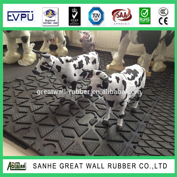 Best Selling products/Agricultural horse products/Horse rubber mat