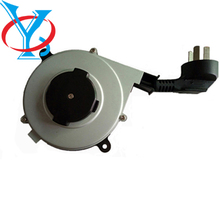 Factory direct supplied lowest priceQY-R10 mini retractable cable reel, spring loaded cable reel,automatic cable reel