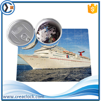 OEM factory price custom paper puzzle cheap gifts for child, small gifts for customers