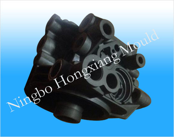 OEM High Quality aluminum die casting Air Dryer For Truck Truck Air Dryer Filter for automobile