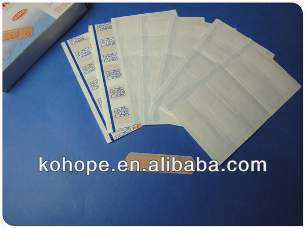 Hydrocolloid blister wound plaster,footcare plaster/Blister patch