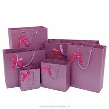 Ample supply and prompt delivery promotional butterfly shape paper gift bag