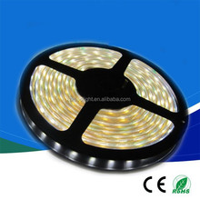 2015 Colorful SMD5050 Wataerproof Flexible Flashing LED Strip Light with controller