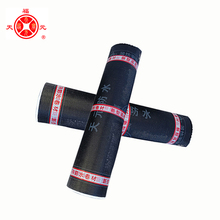 Sbs self-adhesive reinforced bitumen waterproof membrane