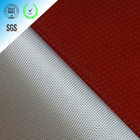 Pliable silicone rubber coated fiberglass cloth with the best electrical properties