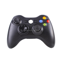 Durable Material 2.4g Remote Control Gamepad Double Shock USB Joystick Drivers
