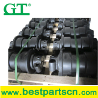 Hitachi EX550 Tractor single flange track roller