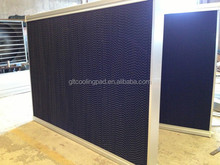 Wet Wall Cooling Pad Of Evaporative System