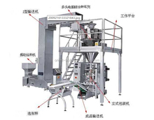First class high efficiency and quality auto packing machine for pellet for sale in China